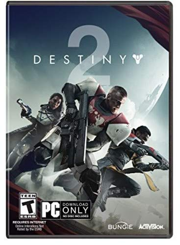 Destiny 2  PC Standard Edition