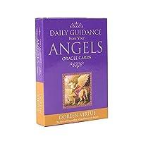 女性の占いタロットカードのためのオラクルカード日々のガイダンスの天使カード、オラクルタロットカード、ファミリーパーティーのテーブルゲームカード