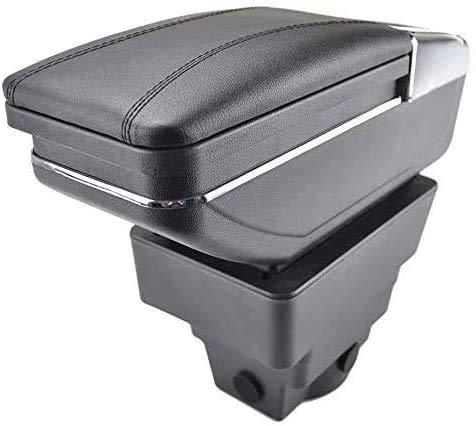JYCX Caja De Almacenamiento De Reposabrazos para Opel Astra J 2009-Present/Vauxhall Astra...