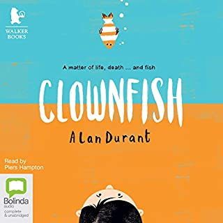 Clownfish cover art