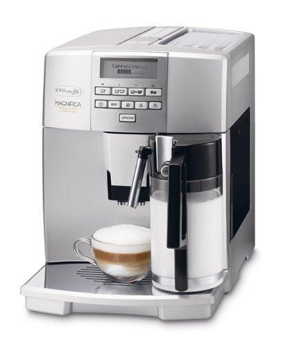 De'Longhi Magnifica ESAM 04.350.S, Digital, Silber, 1450W, 220/240V, 50/60Hz, 280x 405x 360mm kaffee-Maschine