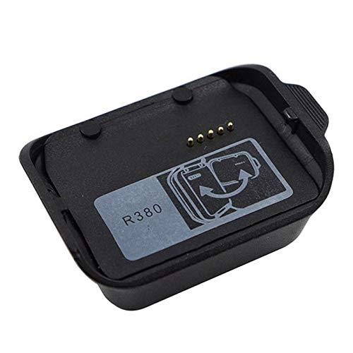 Kaxofang Cargador De Batería Reloj Inteligente para Samsung Galaxy Gear 2 R380 Estación Reloj Inteligente Sm-R380 Adaptador De Muelle De Carga Género