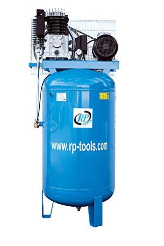 RP-TOOLS Kompressor 270 l 2 Zyl. 5,5 PS 400 V - AN 610L AB 510L - Betriebsdruck 8 Bar (max. 10 Bar) - Made in Italy