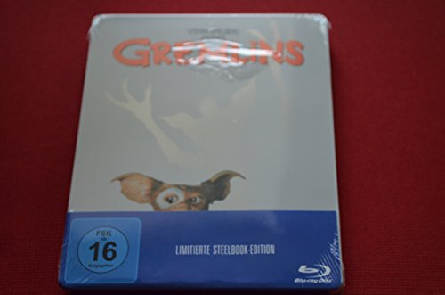 Gremlins 1+2 (Limited Steelbook Edition) Blu-ray
