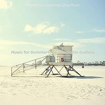 Music for Summertime - Acoustic Guitars
