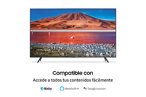 Samsung UHD 2020 43TU7105- Smart TV de 43