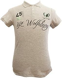 VfL Wolfsburg Poloshirt - Damen - grau - Verschiedene Größen