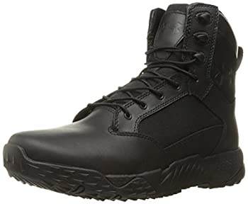 Under Armour Men s Stellar Tac Military and Tactical Boot Black  001 /Black 10.5
