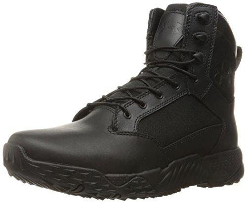 Under Armour UA Stellar TAC 2e, Zapatos de Low Rise Senderismo Hombre, Negro (Black), 41 EU