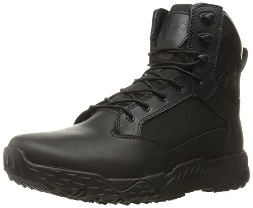 Under Armour Men's Stellar Tac, Black (001)/Black, 10.5