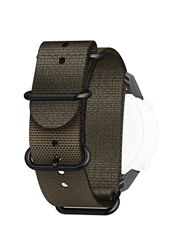 SUUNTO - Armband D6i Novo Stealth Zulu