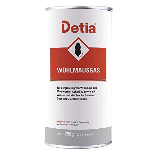 Detia ARVICOLE Gas, 250 G Dose