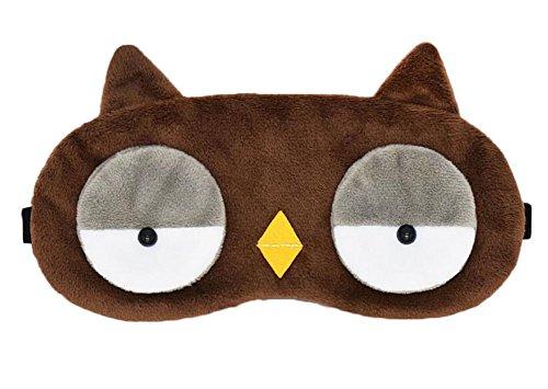 Blocs de repos à la journée réglables Light Travel Sleep Eye Mask