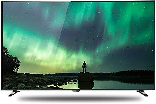 55-Zoll-Smart-TV, ultradünner HD-LED-LCD-Fernseher mit drahtloser Auflösung 3D-Bild Stereo-Sound mit 1920 x 1080 Auflösung 64-Bit-Quad-Core-Großspeicher mit 55-Zoll-Projektionsfläche für Mobiltelefo