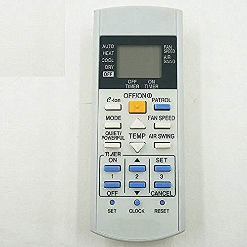 Artshu Fernbedienung für Panasonic Klimaanlage A75C3300 A75C3208 Lexin A75C3935