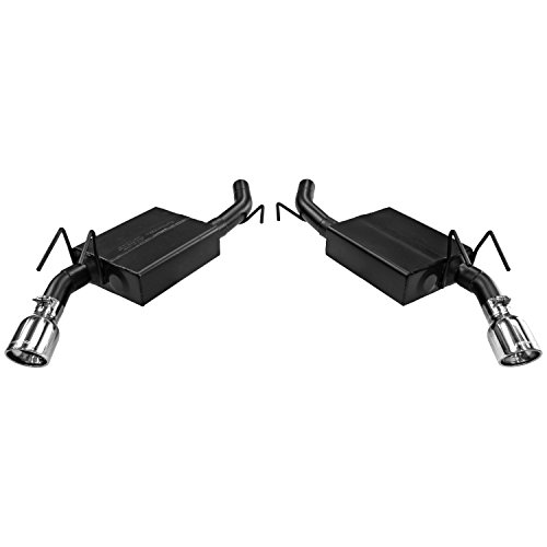 Flowmaster 817483 Axle-back System 409S - Dual Rear Exit - American Thunder - Aggressive Sound