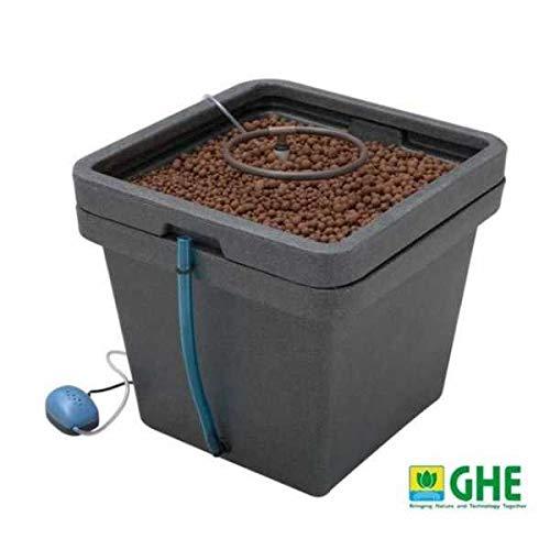 GHE AquaFarm, Hydroponik System, 35Ltr. Grow Hydro