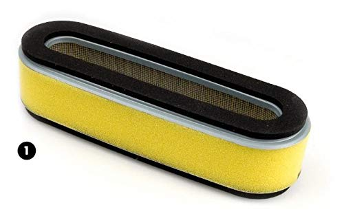LEM Select Filtre à air Adaptable Honda - 70X190X 51 mm
