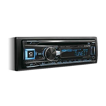 Alpine CDE-193BT CD/USB Receiver mit Bluetooth