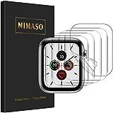 【5枚セット】Nimaso Apple Watch Series 6 / SE / 5 / 4 44mm 液晶保護フィルム