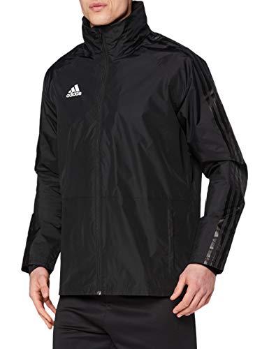 adidas Herren CON18 STRM JKT Sport Jacket, Black/White, M