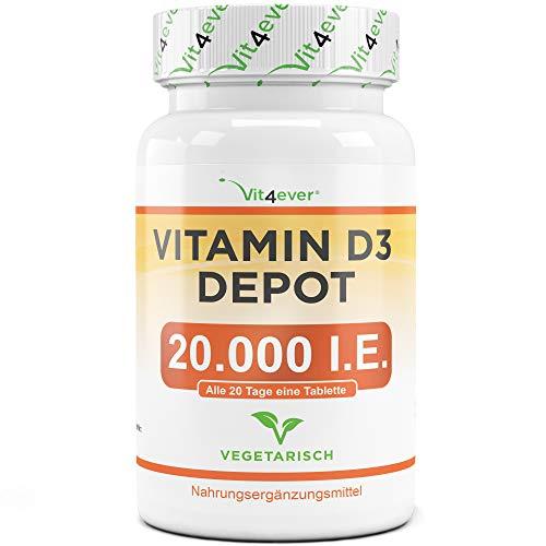 Vit4ever -  Vitamin D3 20.000