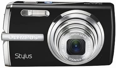 Olympus Stylus 1010 10MP Digital Camera with 7x Optical Dual Image Stabilized Zoom (Black)
