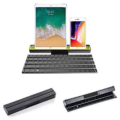 wireless rollable keyboard