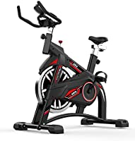 TA Sport Spin Bike, Black/Dark Gray