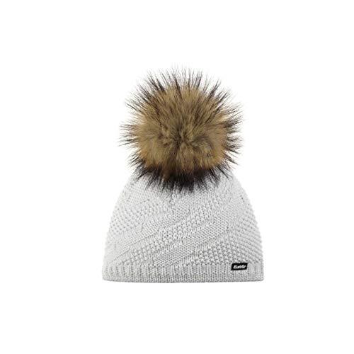 Eisbär Damen Yva Lux MÜ Mütze, White/Real