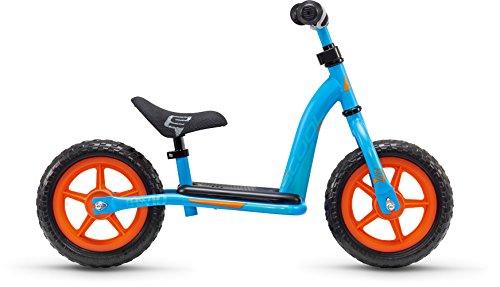 S'Cool pedeX easy 10R Kinder Laufrad 2018 (blue/orange matt)