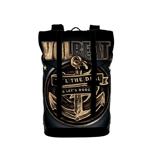 Volbeat Seal The Deal (Heritage Bag) Rocksax [Vinyl LP]