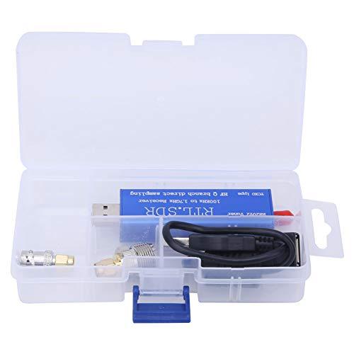 Receptor de sintonizador, receptor de sintonizador digital, chipset RTL2832U + R820T2 para reemplazo de depuración de señal de radio DIY