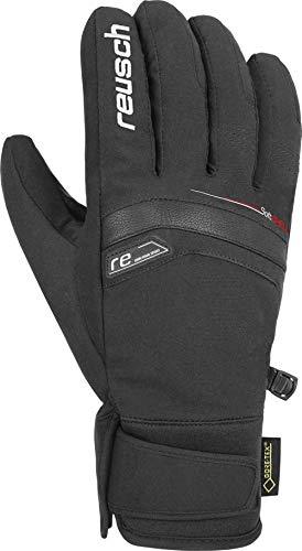 Reusch Bruce GTX Handschuhe, Black/White, 9
