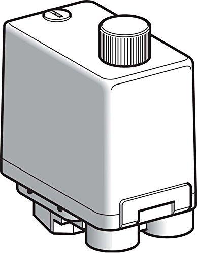 Schneider XMPE12C2131 XMP-Druckschalter, 12 Bar, G 1/4 Zoll (Buchse), 3Ö, Ein/Aus-Taste