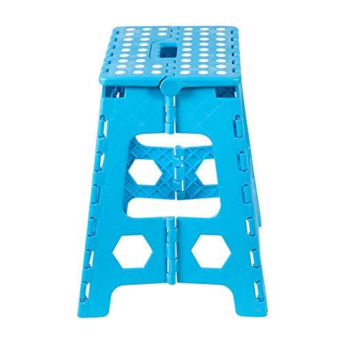 PFIFF 102845 'Fold' Klappbar Aufstiegshilfe, 28.5cm x 21.5cm x 39cm, Blau