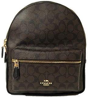 COACH Signature Medium Charlie Backpack