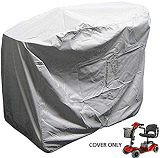 Mobility Scooter Storage Cover - Keep Your Electric Powered Transport Clean and Dry at Home or on The Road 48