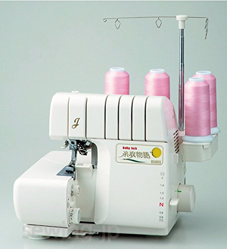Babylock Serger Machine 4-thread Automatic Tension Jet Air Through [ Imagine (BLE1AT-2) JP Model ]