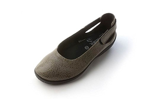 Arcopedico Women's L58 Gray Crackel Lytech Shoe 10.5-11 M US