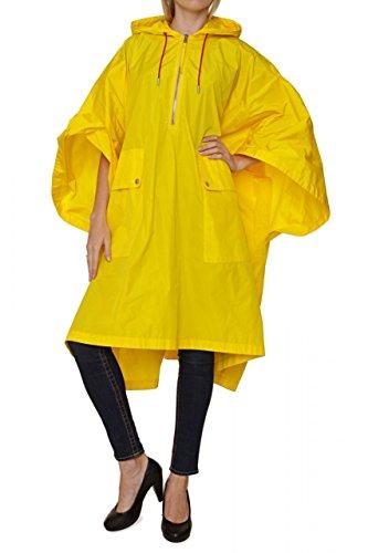 DSquared² Damen Jacke Regencape, Farbe: Gelb, Größe: 34