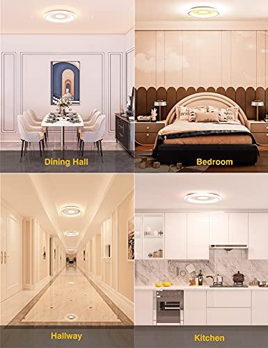 GolWof Iluminación de techo de interior