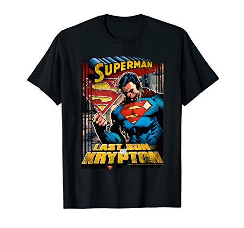 DC Comics Superman Last Son Of Krypton T-Shirt