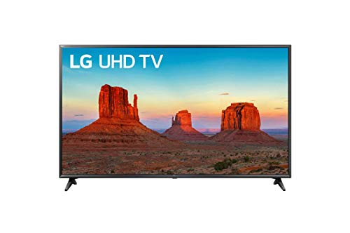 LG Smart TV 49inch 4K UHD 49UK6090PUA (Renewed)