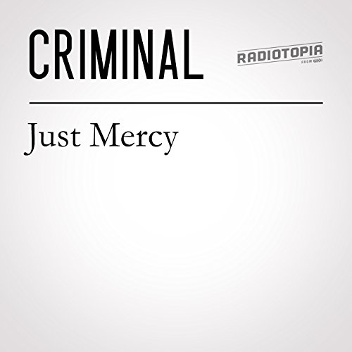 45: Just Mercy audiobook cover art