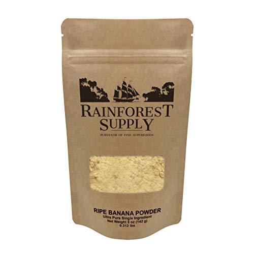 Rainforest Supply | Ripe Banana Powder 5 oz