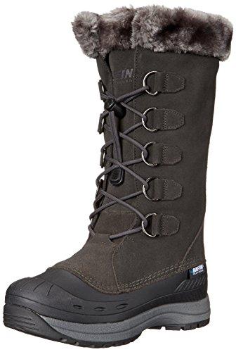 Baffin Women's Judy Snow Boot,Grey,10 M US