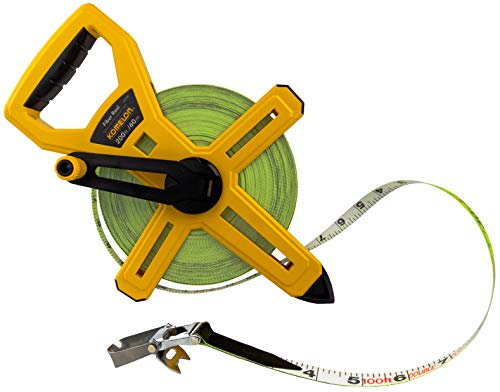 Measuring Tape Reel - 200 ft. / 60 m.