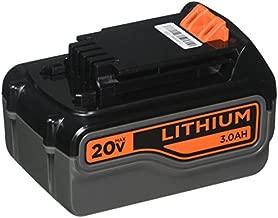 BLACK+DECKER 20V MAX Lithium Battery 3.0 Amp Hour (LB2X3020 OPE)