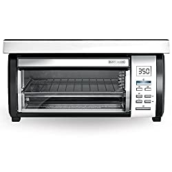 BLACK+DECKER Spacemaker Under-Counter Toaster Oven, TROS1000D